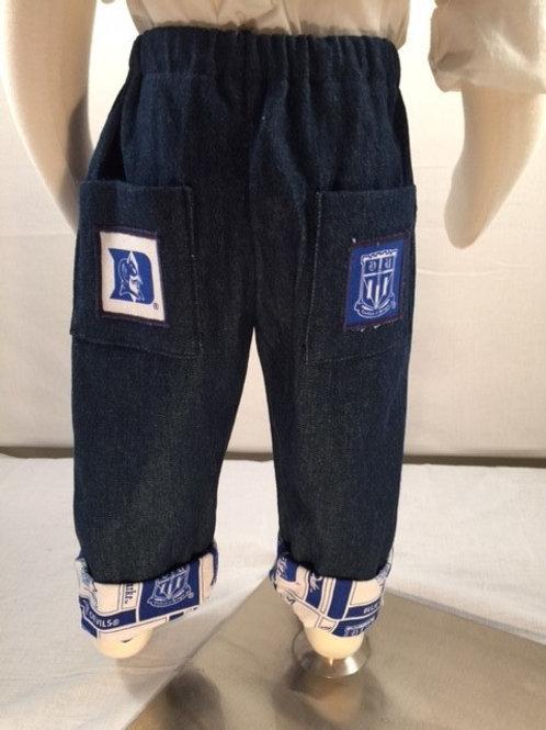 Duke Cuffed Jeans