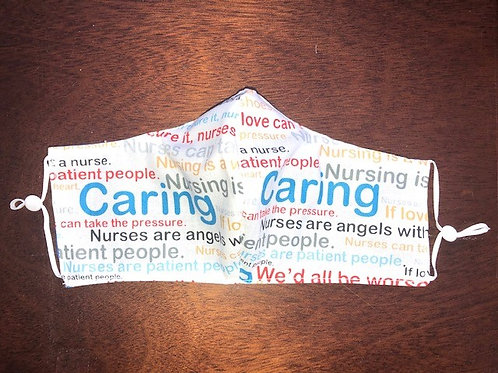 Nurses and Caring - Adult Cup Size
