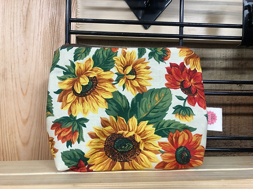 Notion Bag - Sunflowers