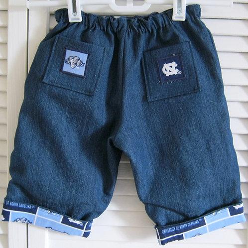 UNC Cuffed Jeans