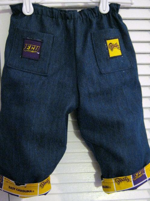 ECU Cuffed Jeans