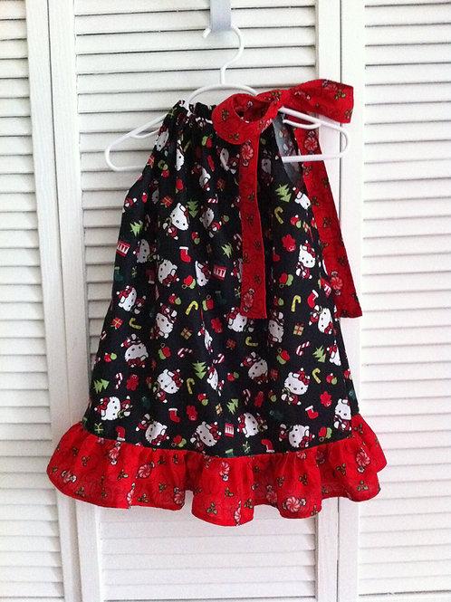 Hello Kitty Christmas Dress