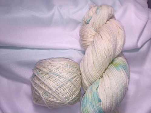 Baby Whispers Sport Weight Hand Dyed Superwash Merino