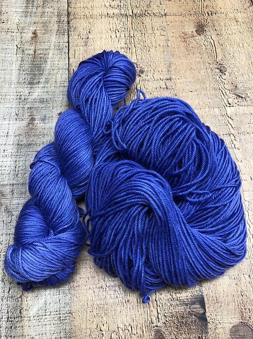 Bejeweled - Purple DK MCN Superwash Merino/Cashmere/Nylon
