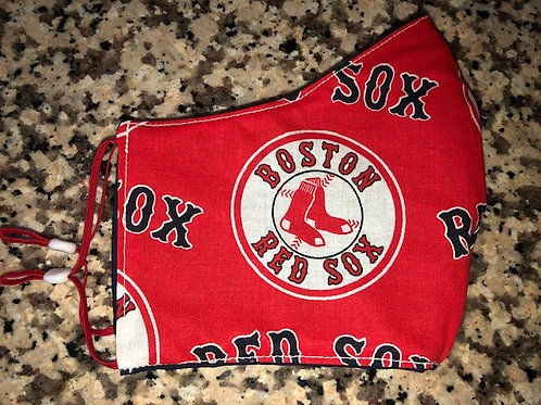 Red Sox - Large Logo in Red - Adult Cup Size