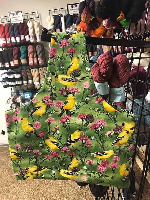 Here Birdie - Lg Project Bag