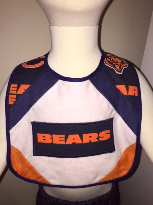 Chicago Bears Bib