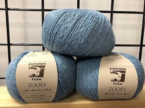 Zooey - Arctic Blue