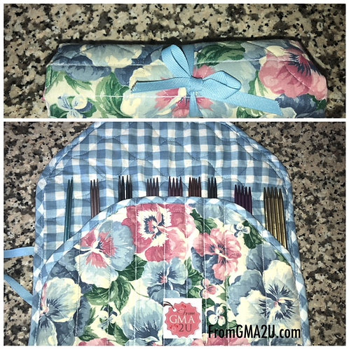 Flowered DPN Case