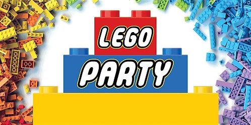 Primary Lego Party