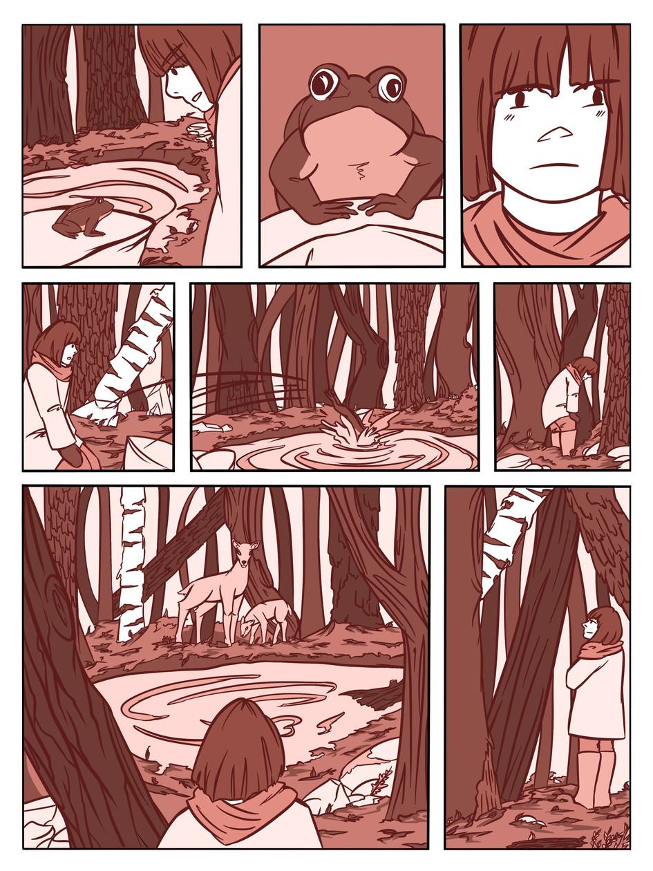 Autumn Friends page 2