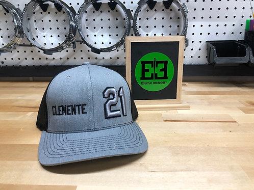 Clemente 3D Puff Richarson 112 Hat