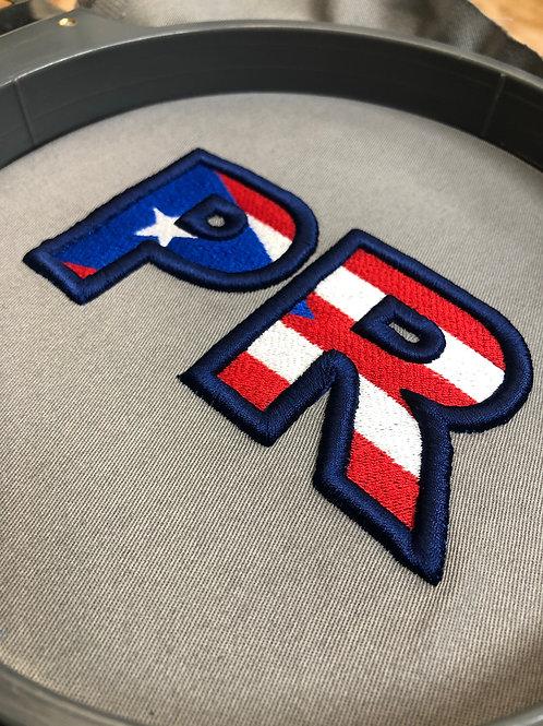 Puerto Rico 3D PUFF  Richardson 112 Hat