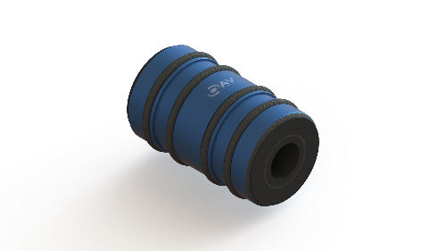 16mm x 4mm ID Thrust Air Bushing