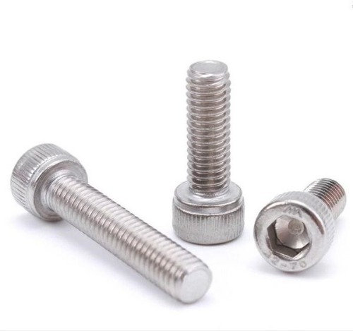 M5 x 10mm 316 Stainless Steel Socket Head Screws (Pack of 25)