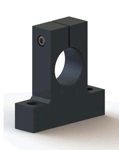 10mm Shaft End Support
