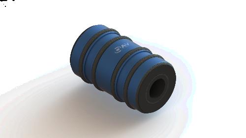 32mm x 13mm ID Thrust Air Bushing