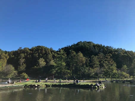 平谷湖フィッシングスポット
