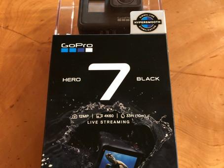GoPro HERO7 購入