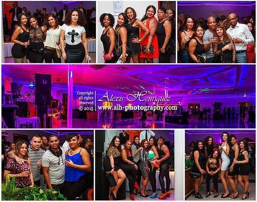 WELCOME 2015 Party @ TMG Partycentrum Almere-Buiten ft Caché Royale, Ir-Sais & Friends en DJ Chel