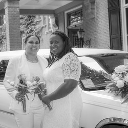 Bruiloft Albani & Sharenda