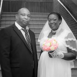 Bruiloft Larry & Nadine