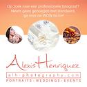 Fotograaf Portretten, Bruiloften en Evenementen | ALH Photography