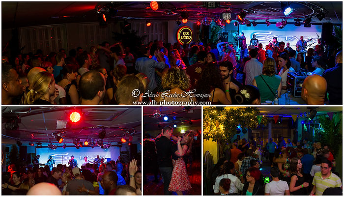 Salsa Sunset ''Autumn Latin Party'' @ Rico Latino Enschede ft. Extazz & DJ Curtley [4 okt. 2014]