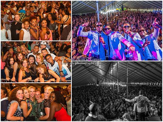 Caché Royale @ Camping Antilliaanse Feesten 2014