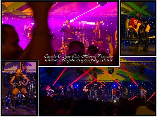 Caché Royale @ PAL MUNDO Caribbean & Latin Festival @ SilverDome Zoetermeer _ 29 maart 2014