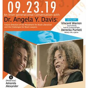 An Inter-Generational Conversation With Dr. Angela Y. Davis [Watch Video]