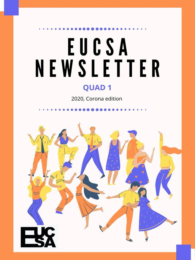 EUCSA newsletter quad 1