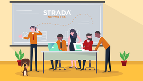 Strada Vancouver office celebrates one year anniversary.