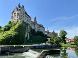 Hohenzollern Schloss Sigmaringen