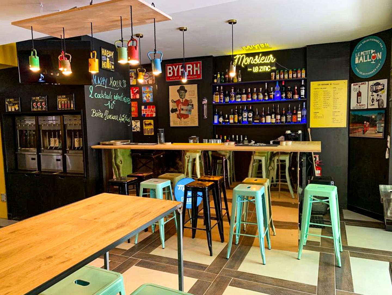Salle 1 bar