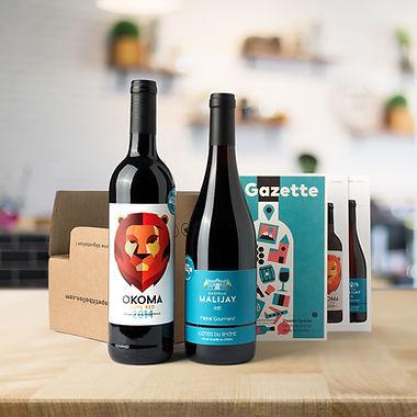 Le Petit Ballon est le numéro 1 du coffret de vin en France et partenaire de Monsieur le Zinc