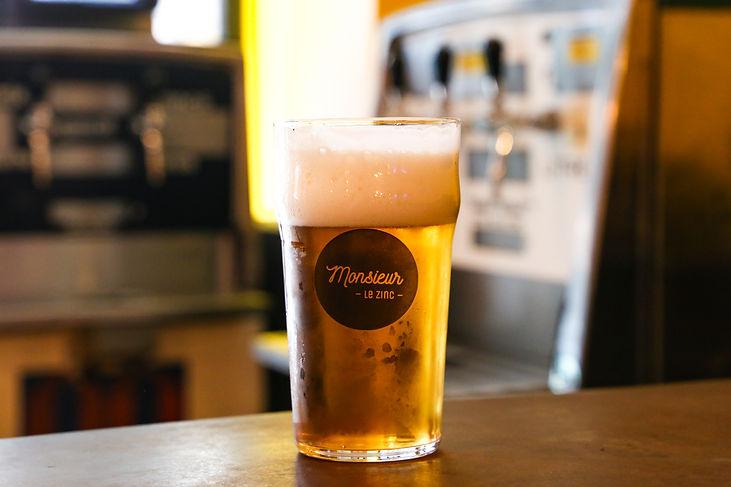 La Brasserie Licorne est le partenaire pour les bières de Monsieur le Zinc !