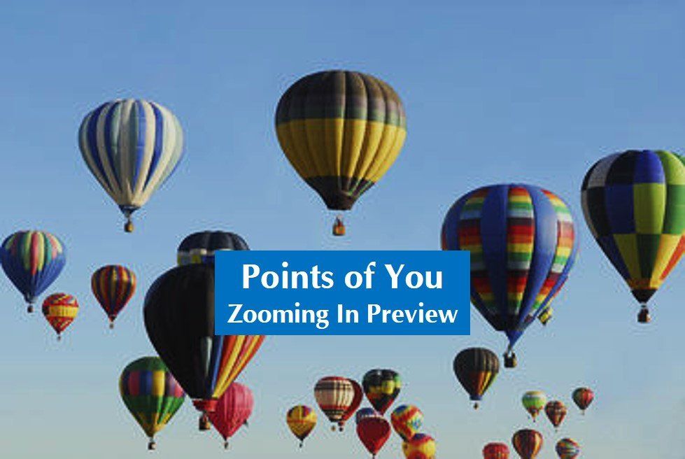 Introduction to Points of You