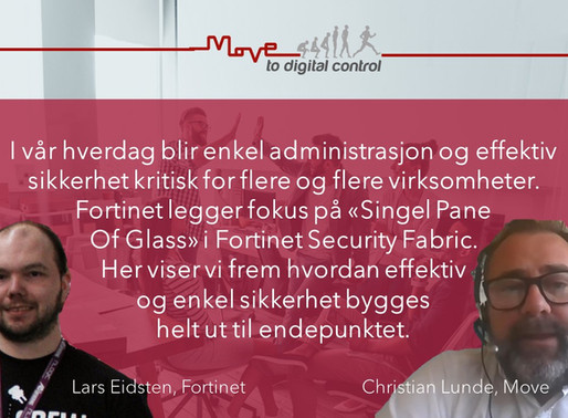 Cyber-sikkerhet med Fortinet Security Fabric