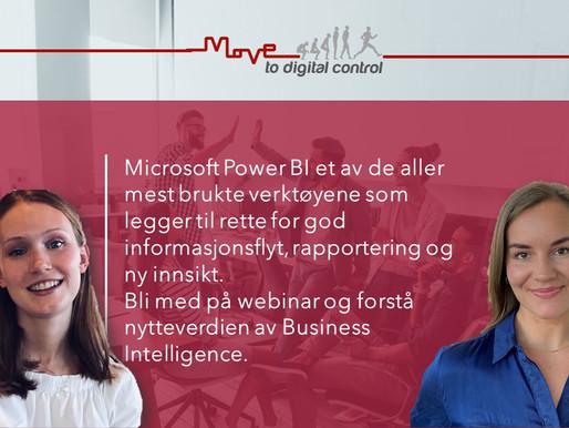 Ny og forbedret innsikt med Power BI