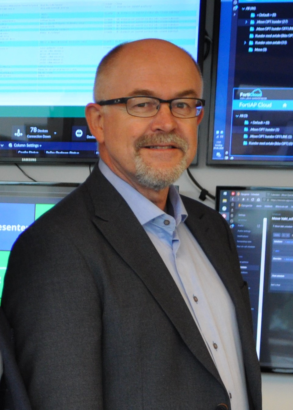 Bjørn Uddal og konsulentteamet i Move bygger bredere og dypere kompetanse på Microsoft teknologier.
