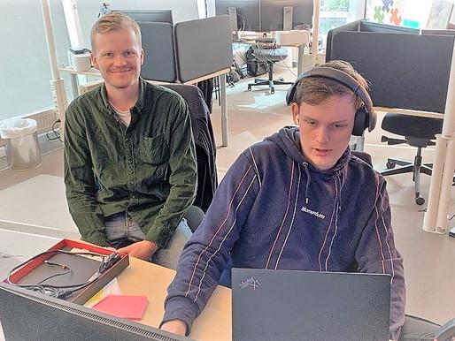 Move satser på unge talenter på Microsoft University