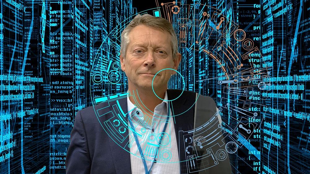 Helge Legernes leder Move sitt forretningsområde for dataanalyse og innsikt.