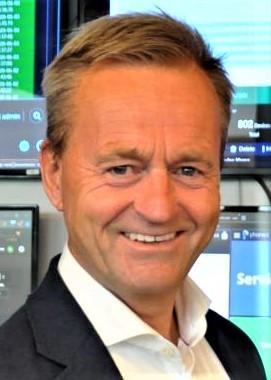 Andreas Berger, direktør for driftstjenester, er godt fornøyd med lærlingeordningen.