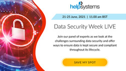 Data Security uke med HelpSystems