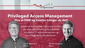 Sikker aksess med Privileged Access Management løsning