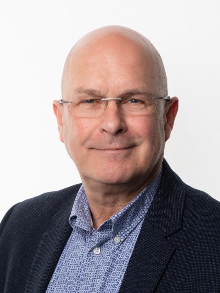 Teknologiansvarlig i IBM Norge, Loek Vredenberg