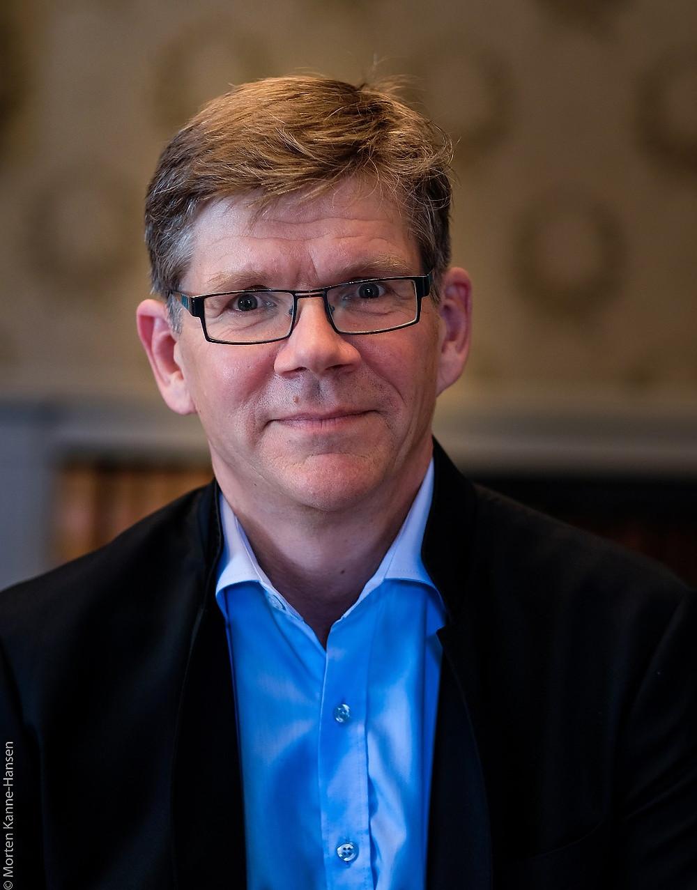 Rektor ved Universitetet i Oslo Svein Stølen