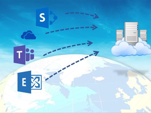 Microsoft flytter norske kunder til Norge