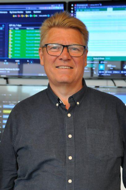 Leif B. Paulsen, sikkerhetsrådgiver og viseadm.direktør i Move.